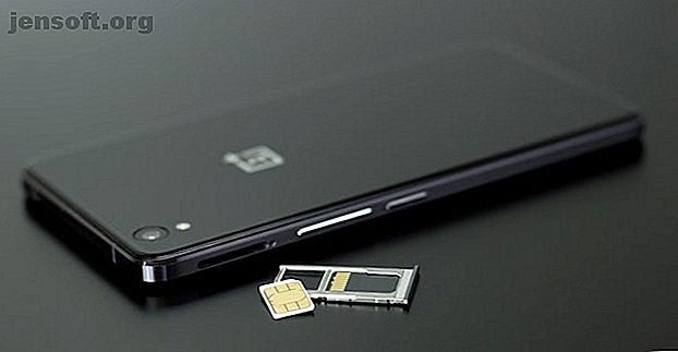 Köper du en ny telefon?  Ditt SIM-kort måste uppgraderas till det mindre eSIM-kortet.  Vad är en eSIM och varför introduceras den?