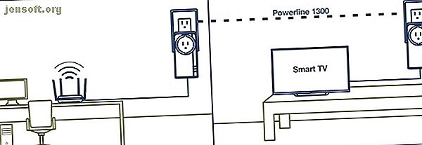 Powerline-adaptrar förvandlar eluttag till Ethernet-nätverkspunkter.  Här är vad du bör veta innan du använder dem hemma.