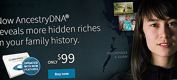 Överväger online-DNA-test?  Det finns flera alternativ, men 23andMe och ancestryDNA är de bästa hundarna.