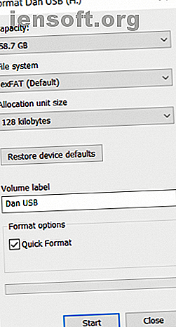 Inquiet de perdre les données sur votre disque dur corrompu?  Voici comment reformater le disque dur afin de pouvoir récupérer vos données ultérieurement.