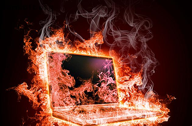 La mayor amenaza para su computadora portátil es el sobrecalentamiento.  Aquí se explica cómo enfriar su computadora portátil y evitar que se caliente demasiado.