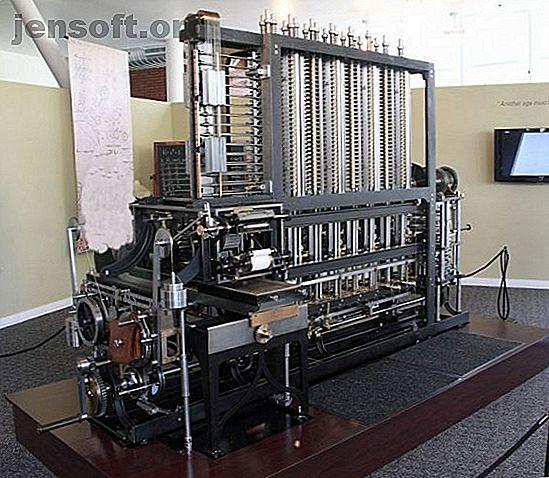 ¿Quién construyó la primera computadora?  ¿Fue en la antigüedad o en el siglo XX?  ¡Descubre quién inventó la computadora y cuándo!