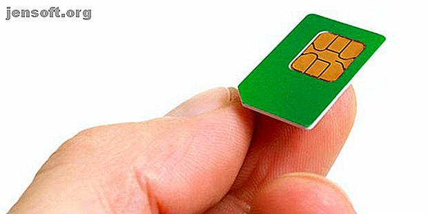 Qu'est-ce qu'une carte SIM et pourquoi est-ce si important?  Il vous connecte au réseau de votre opérateur, stocke les informations de contact, etc.