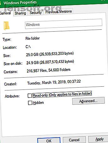 Pourquoi votre PC affiche-t-il uniquement 931 Go lorsque vous avez un lecteur de 1 To?  Voici la différence entre l'espace disque annoncé et l'espace disque réel.