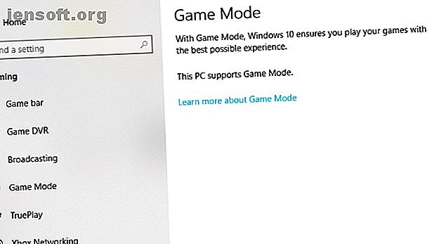 Vous jouez sur Windows 10?  Vous pouvez optimiser Windows 10 pour les jeux avec le mode Jeu et d'autres astuces et ajustements.  Nous vous montrons comment.