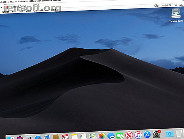 Avez-vous trouvé un logiciel incroyable uniquement sur Mac?  Voici comment vous pouvez exécuter des applications Mac sur votre ordinateur Windows 10.