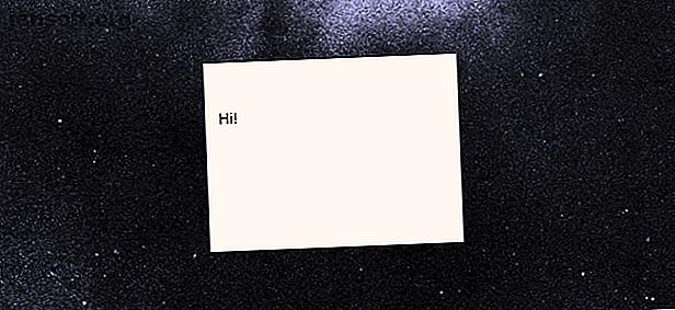 Sticky Notes est l'un des outils sous-utilisés de Windows 10. Voyons comment l'optimiser à l'aide d'Insights.
