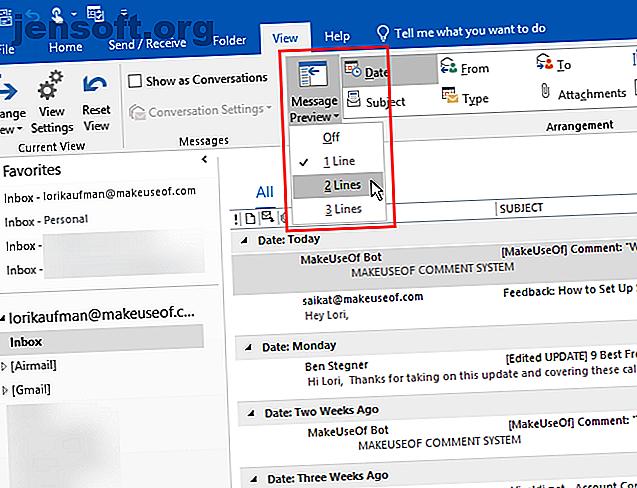 Microsoft Outlook a une tonne de fonctionnalités.  Utilisez ces fonctionnalités Outlook moins connues et améliorez votre flux de travail de messagerie