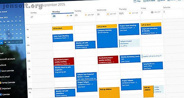 Le calendrier est une application maintenant et plus facile à utiliser.  Voici une liste des meilleures applications de calendrier pour Windows pour votre commodité.