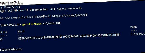 Ignorez-vous la vérification du hachage de fichier à vos risques et périls?  Utilisez ces outils pour vérifier que le fichier que vous téléchargez est sûr.