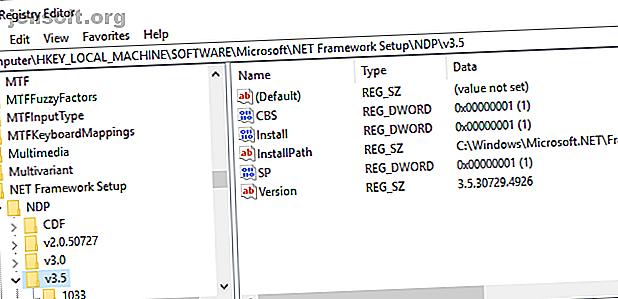 Si vous devez modifier le registre Windows, il est facile d'effectuer quelques modifications rapides.  Apprenons à travailler avec le registre.
