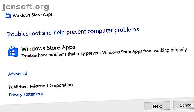 ¿Tiene problemas con la tienda de Microsoft o sus aplicaciones no se descargan?  Siga estos pasos de solución de problemas para solucionar los problemas.