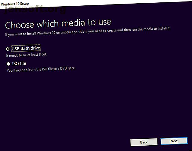 Besoin d'un support d'installation pour réinstaller Windows?  Nos conseils vous montrent comment créer un CD, une clé USB ou un DVD amorçable avec une image ISO à partir de zéro.