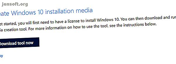 Besoin d'installer une nouvelle copie de Windows?  Apprenez à créer une clé USB amorçable avec le support UEFI.