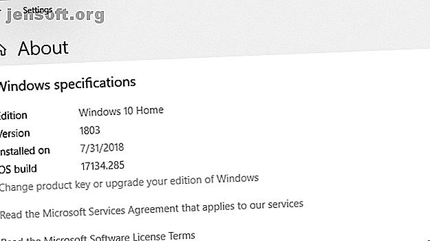 Das Windows-Update vom 10. Oktober 2018 wird in Kürze veröffentlicht.  Ob Sie jetzt das neueste Feature-Upgrade durchführen möchten oder warten, wir zeigen Ihnen, wie.