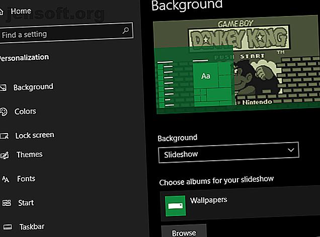 Vous voulez savoir comment améliorer l'apparence de Windows 10?  Utilisez ces personnalisations simples pour personnaliser Windows 10.