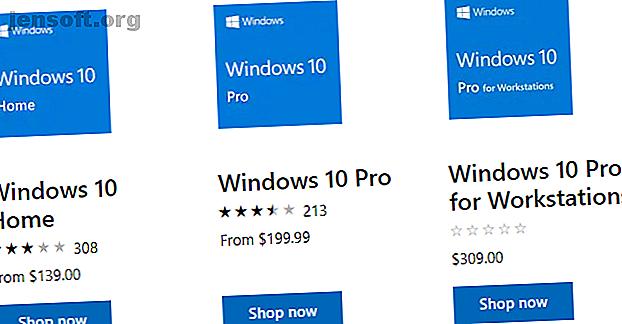 Windows est cher.  Voici comment acheter une clé de produit Windows 7, 8 ou 10 à moindre coût ou obtenir une licence gratuitement et en toute légalité.