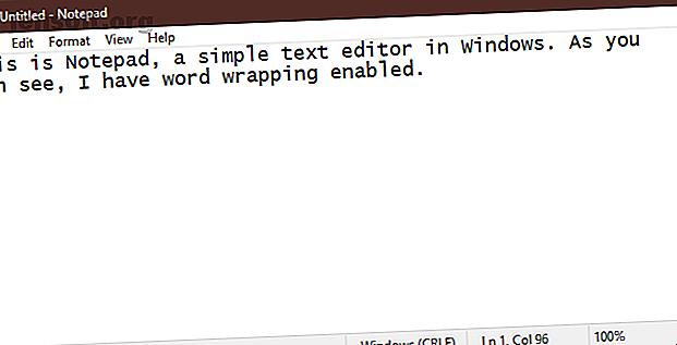 Vous vous demandez à quoi servent le Bloc-notes et WordPad, en quoi ils diffèrent et s'ils valent la peine d'être utilisés?  Découvrez-le dans cet aperçu.