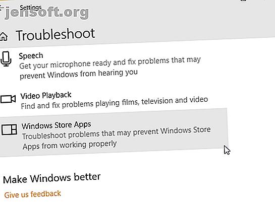 Windows 10 त्रुटि कोड 0x8000FFFF Microsoft स्टोर को प्रभावित करता है।  आइए इस समस्या का निवारण कुछ त्वरित सुधारों के साथ करें।